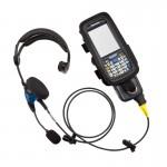 Intermec CN70-70E Mikrofon Kulanlık Seti